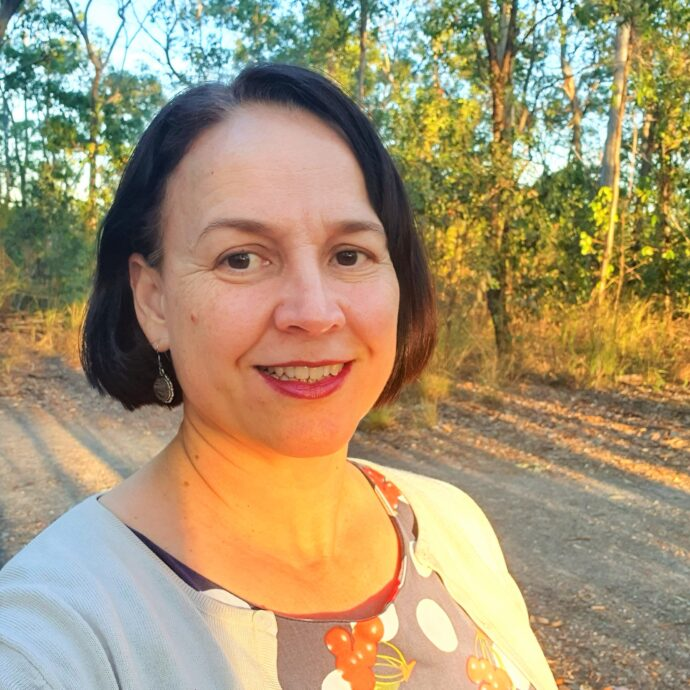 Dr Bernadine Flanagan