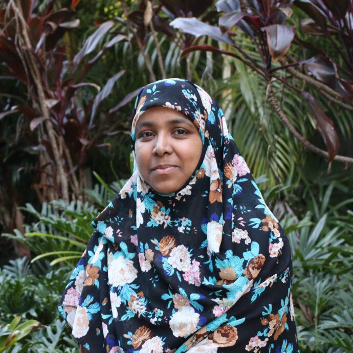 Dr Saleha Atker